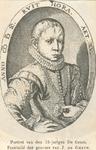 M-838-A Portret van mr. Hugo de Groot, staatsman en rechtsgeleerde. Pensionaris van 1613 tot 1618 van Rotterdam.