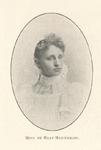M-951 Portret van Pauline de Haan-Manifarges, zangeres.