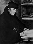 P-004508 Portret van Desiderius Erasmus, humanist.