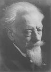 P-004542 Portret van prof. Hendrik Jorden Evers, van 1888 tot 1902 leraar aan de Academie van Beeldende Kunsten en ...