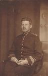 P-004887-1 Portret van P.S.Groen, kolonel-inspecteur van het korps mariniers.