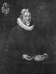 P-004913 Portret van Marinus Mattheusz, gehuwd met Jacomina Jansdr.