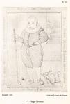 P-004926-10 Portret van Mr. Hugo de Groot, staatsman en rechtsgeleerde. Pensionaris van 1613 tot 1618 van Rotterdam.
