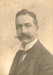 P-005100 Portret van mr. Marinus Eliza Havelaar, van 1901 -1914 advocaat te Rotterdam, van 1914 - 1917 rechter in de ...
