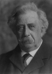 P-005470-4 Portret van Jan Hudig,van 1869 tot 1909 lid van de gemeenteraad, 1899 tot 1909 wethouder van Rotterdam. Lid ...