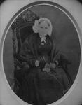 P-006128 Portret van Susanna Eleonora Laregnère, echtgenote van Matthieu Eleonor Charles Laregnère; geboren 1793 te St.Foix.