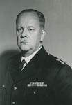 P-006220 Portret van Henricus Lieftinck, chef Korps Mariniers, draagt per 1 juli 1960 het commando over aan generaal ...