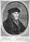 P-006862 Portret van Desiderius Erasmus, humanist.