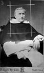 P-020090 Portret van pater A. Havekes, pastoor van 1896-1898 van de H. Hartkerk, van Oldenbarneveltstraat, bouwpastoor ...