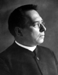 P-020092 Portret van pater A, Perquin, kapelaan van 1899-1908, daarna rector van 1908-1919, verbonden aan de Provenierskerk.