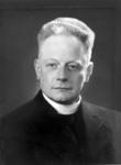 P-020097 Portret H. Bartel, pastoor verbonden aan de Provenierskerk van 26-5-1936 tot 8-3-1946.