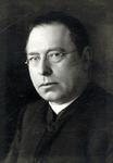 P-020098 Portret van rector L.H. Perquin, kapelaan, rector en later oprichter van de K.R.O.