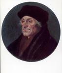 P-020746 Portret van Desiderius Erasmus door Hans Holbein d.J.