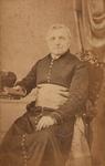 P-021093 Portret van pastoor Bongers.