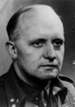 P-021531 Portret van G.C. van Bijsterveld alias Cor West, verzetsstrijder in de Tweede Wereldoorlog.