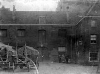 2003-414 Dienstgebouw van de Gemeentereiniging aan de Oostmolenwerf. Foto uit een serie van ca 3.500 foto's en dia's ...