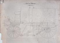 2003-520 ROTEB: Tekening van een spoel- en veegwagen.