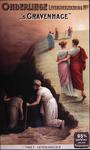 VII-1953-00279 Reclame voor de Onderlinge Levensverzekering Maatschappij s'-Gravenhage.