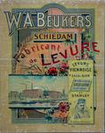 XI-0000-0002 W.A. Beukers Schiedam. Fabricant de levure viennoise Excelsior.