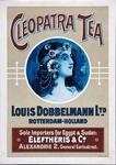 XI-0000-0036 Cleopatra Tea: Louis Dobbelmann Ltd. Rotterdam Holland.