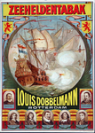 XI-0000-0058 Zeeheldentabak Louis Dobbelmann Rotterdam.
