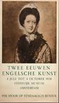 XIX-1966-0337 Twee eeuwen Engelsche kunst. 4 juli - 4 october 1936. Per spoor op ééndaagsch retour.