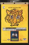 XXX-1995-0775 19.765 Minuten film. 24th International Filmfestival jan. 25- feb. 5 1995 Rotterdam.