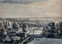 1968-1581 Kasteel Huis te Rhoon.