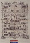 1969-2591 12 mei 1874Geschenk voor de jeugd, met afbeeldingen, t.g.v het 25-jarige jubileum van Koning Willem III.