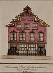 1969-59 Voormalig Huis Gelderschekade naast Notarishuis.