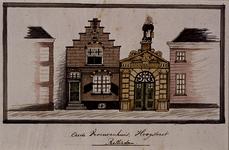 1969-62 Het Oude Vrouwenhuis, Hoogstraat.