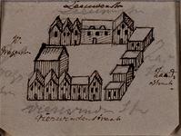 1970-1442 Huizen aan de Vierwindenstraat en aangrenzende panden in het blok tussen Zandstraat, Leeuwenstraat en ...