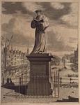 1970-1728 Standbeeld Erasmus op de Grotemarkt