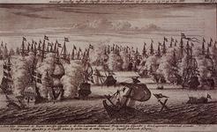 1971-1577 11 - 14 juni 1666Vierdaagse zeeslag tussen Engelend en Nederland.