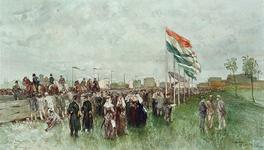 1972-1322 17 juni 1884Harddraverij op de Zwarteweg, later de Zwart Janstraat.