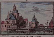 1973-4106 Ooster Oude Hoofdpoort uit het zuidwesten.