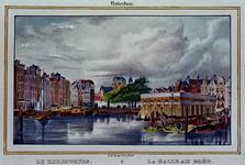 1973-4143 De Korenbeurs en omgeving.