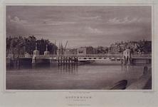 1973-4182 De Koningsbrug, aan de Oudehaven, gezien vanaf het Oudehoofdsplein.