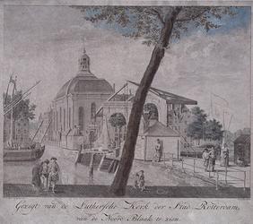 1973-4543 Lutherse kerk aan de Wolfshoek