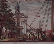 1973-4576 Engelse Episcopale kerk aan het Haringvliet.