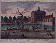 1973-4580 Gezicht op het Haringvliet, Hooimarkt en Engelse kerk.