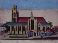 1973-4620 Gezicht op de Grote Kerk aan het Grotekerkplein.