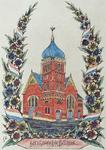 1973-4696 Nederlands Hervormde kerk aan de 's-Gravendijkwal bij de Ochterveldstraat.