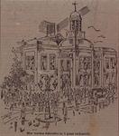 1973-4932 Gezicht op het Beursplein en Beurs, uit het zuiden.