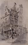 1973-5044 Het huis In Duizend Vreezen aan de Grote Markt.