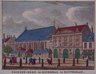 1973-5140 De Prinsenkerk en de Boterhal.