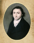 1975-1424-1,2 Portret van Jacob van der Heim, burgemeester.