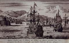 1975-1448 1618Lambrecht (of Lambert) Hendrikz had de leiding over een eskader van zes Hollandse oorlogsschepen, dat in ...