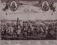 1975-1449 11 - 14 juni 1666Vierdaagse zeeslag tussen Engeland en Nederland.