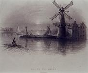 1990-344 Gezicht op de Achterhaven.